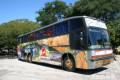 Ônibus recebido em doação da Receita Federal 17/04/2009