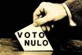 Voto NULO BRANCO ou Não Votar